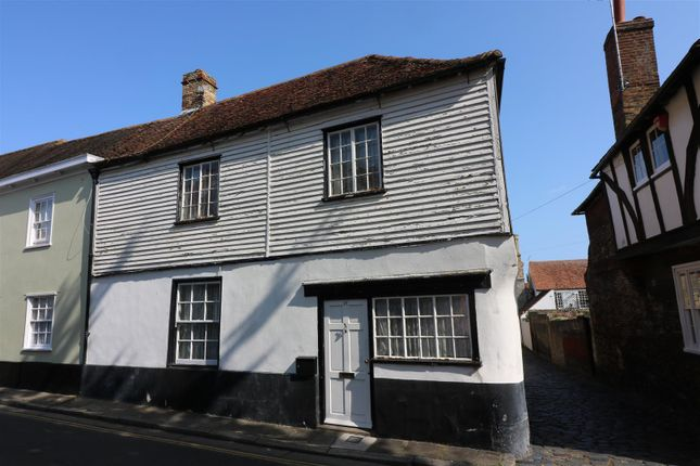 Thumbnail Property for sale in Upper Strand Street, Sandwich