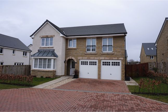 Thumbnail Detached house for sale in Marshall Walk, Troon