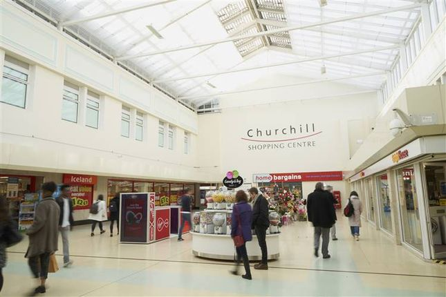 Thumbnail Retail premises to let in 6 Churchill Shopping Centre, Dudley