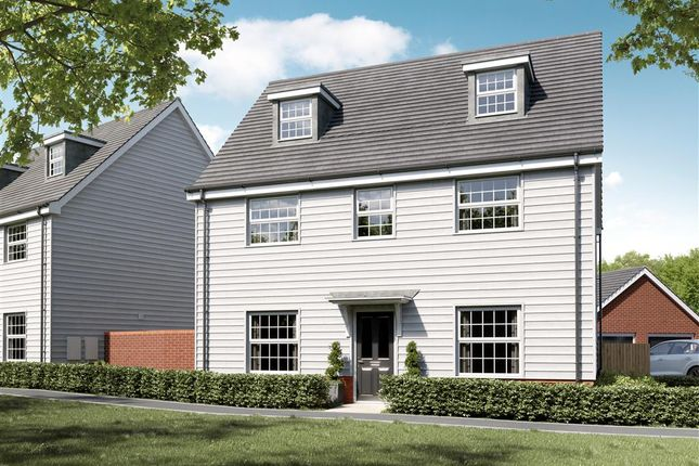 """5 bed detached house for sale in """"The Garrton - Plot 338"""" at Baldock Road, Canterbury CT1"""