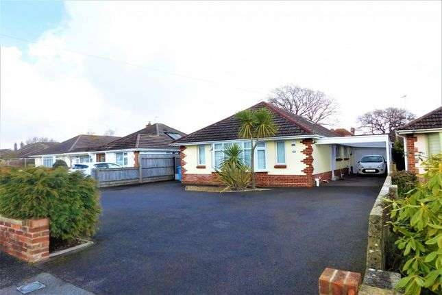 Thumbnail Bungalow for sale in Branksea Close, Hamworthy, Dorset