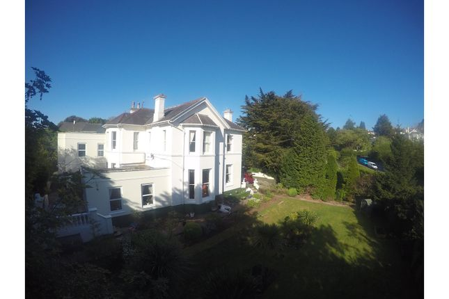 Thumbnail Detached house for sale in 44 St. Matthews Road, Torquay