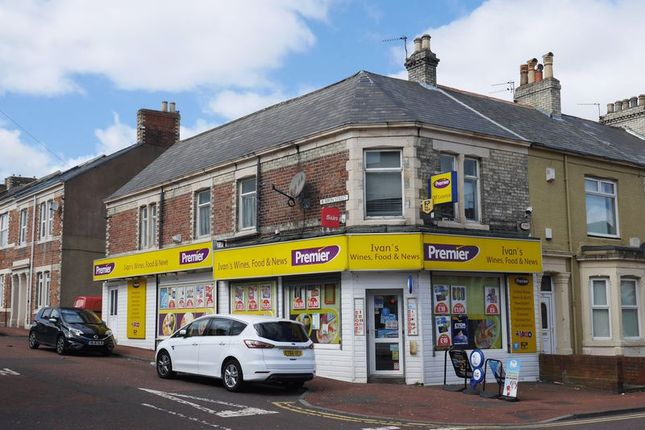 Thumbnail Retail premises for sale in Ivan's Wines, Food & News, 168 Prince Consort Road, Gateshead