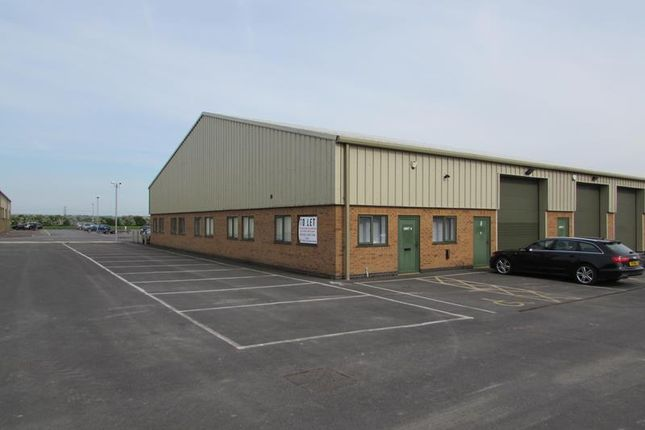 Thumbnail Light industrial to let in Lincoln Enterprise Park, Unit 4, Newark Road, Lincoln, Lincolnshire