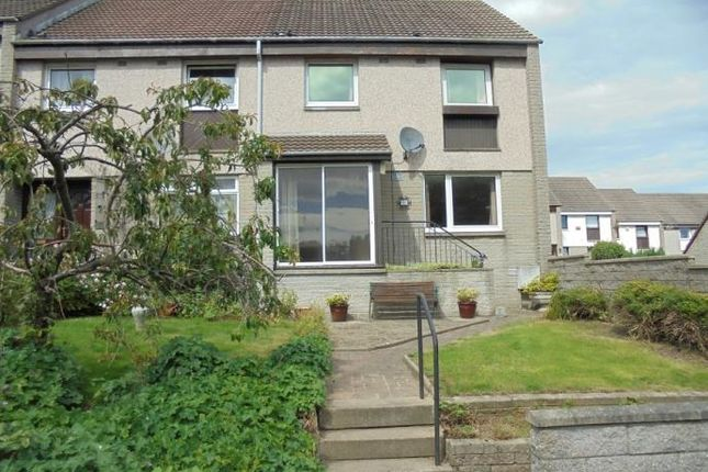 Thumbnail End terrace house to rent in Ash-Hill Way, Aberdeen