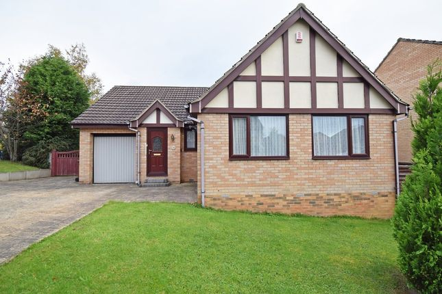 Thumbnail Detached bungalow for sale in Hopewell Way, Crigglestone, Wakefield