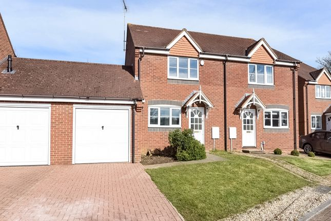 Thumbnail Semi-detached house to rent in Orient Close, St.Albans