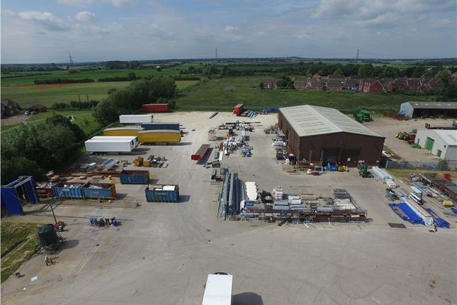 Light industrial to let in Holme Road, Market Weighton, East Riding Of Yorkshire