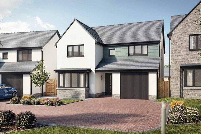 Detached house for sale in Plot 28, The Oystermouth, Caswell, Swansea