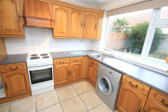 Kitchen of The Croft, Arksey, Doncaster DN5