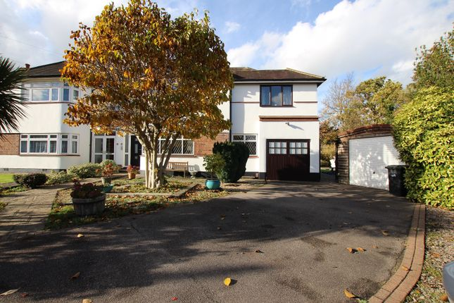 Thumbnail Semi-detached house for sale in Old Park Grove, Enfield