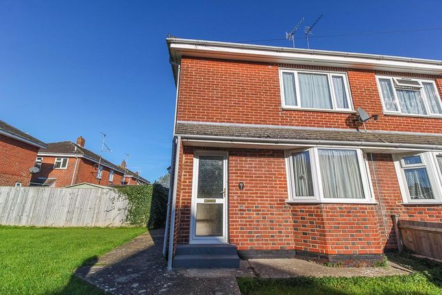 Thumbnail End terrace house to rent in Jubilee Road, Romsey