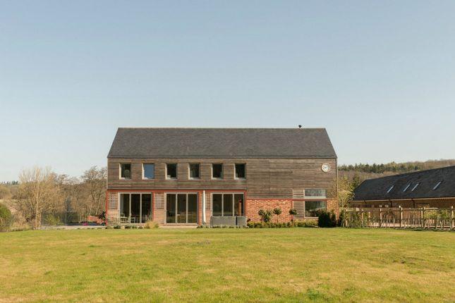 Thumbnail Detached house for sale in Bragenham, Leighton Buzzard