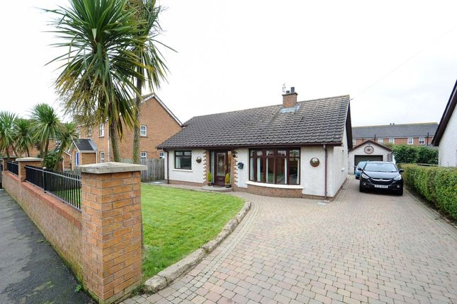 Thumbnail Bungalow for sale in Moss Road, Millisle, Newtownards