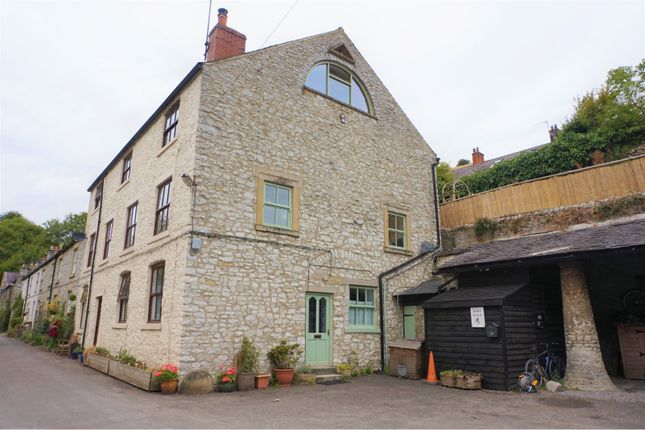 Thumbnail End terrace house for sale in Litton Mill, Buxton