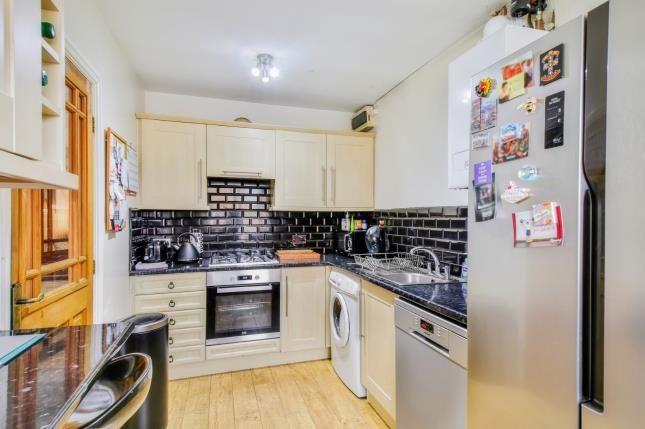 Kitchen of Bamburgh Drive, Burnley, Lancashire BB12