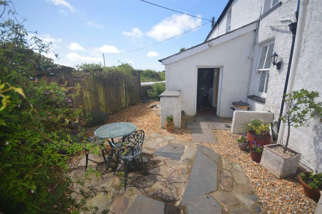 Side Patio of Mathry, Haverfordwest SA62
