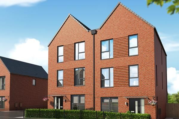 "Thumbnail Property for sale in ""The Kelham At Birchlands"" at Earl Marshal Road, Sheffield"
