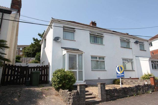 Thumbnail Semi-detached house for sale in Old Mill Road, Barry