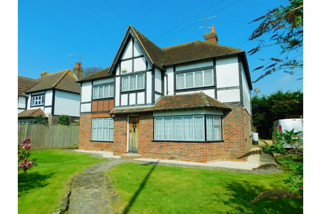 Thumbnail Detached house for sale in Upper Brighton Road, Worthing