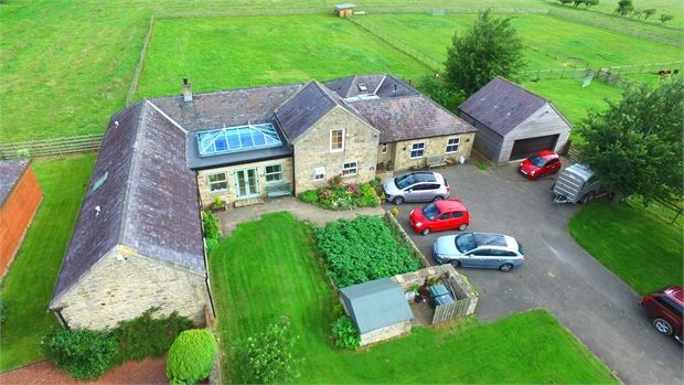 Thumbnail Detached house for sale in Fairshaw Rigg, Lowgate, Hexham