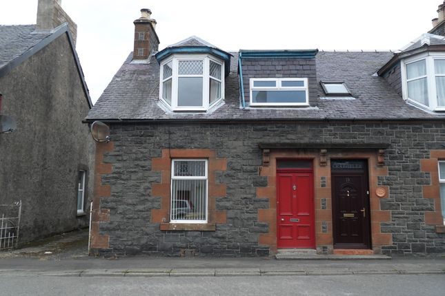 3 bed semi-detached house for sale in Main Street, Barrhill