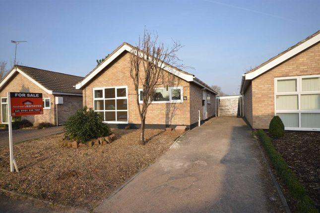 Thumbnail Detached bungalow to rent in Sandon Crescent, Little Neston, Neston