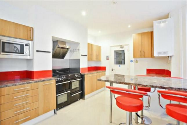 Thumbnail Terraced house to rent in Crewdson Road, London