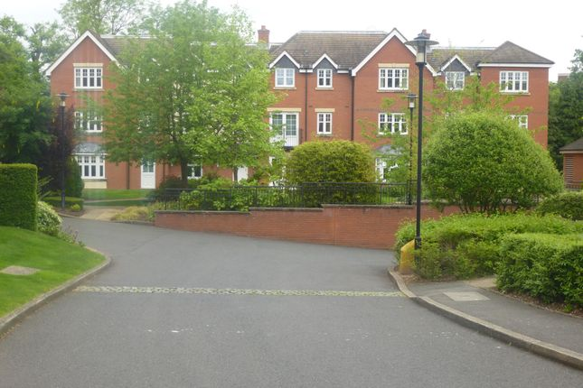 Thumbnail Flat to rent in Chancel Court, Churchill Road, Solihull