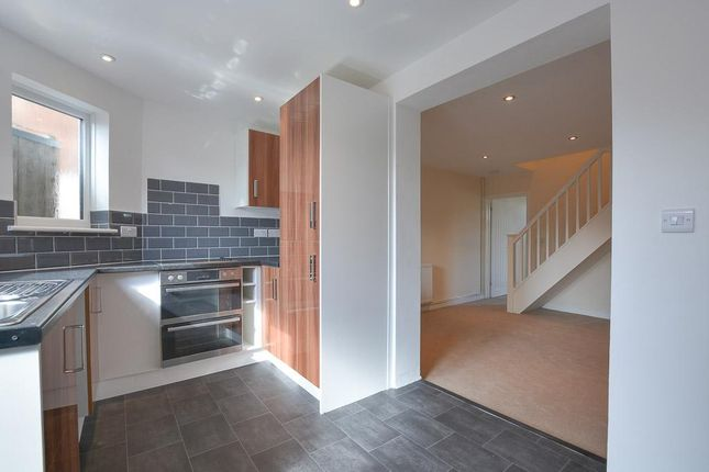Thumbnail End terrace house for sale in Wingfield Road, Trowbridge