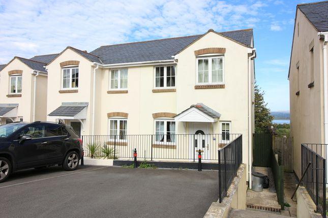 Thumbnail Semi-detached house to rent in Bishops Close, Saltash