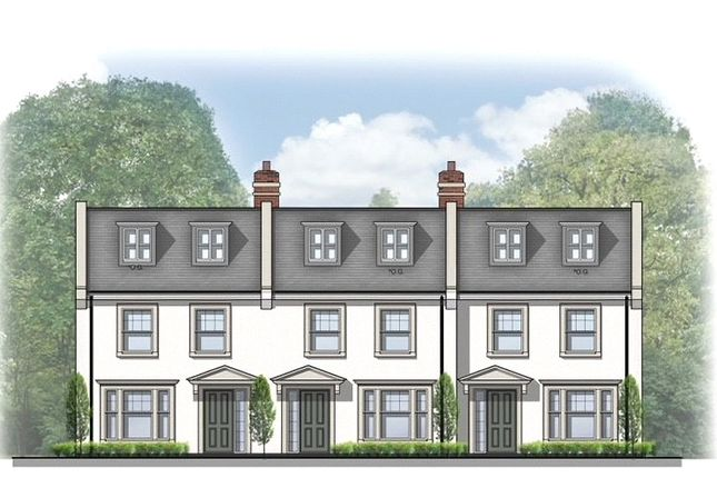 Thumbnail Terraced house for sale in Station Road, Ascot, Berkshire