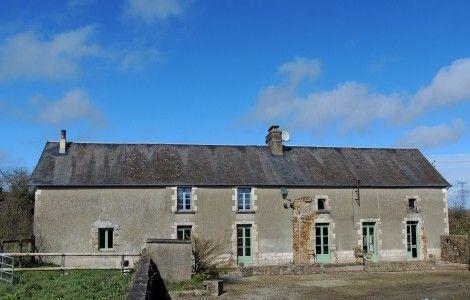 Thumbnail Property for sale in La-Haye-Du-Puits, Manche, France