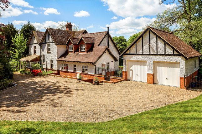 Thumbnail Detached house for sale in Spout Hill, Rotherfield, East Sussex