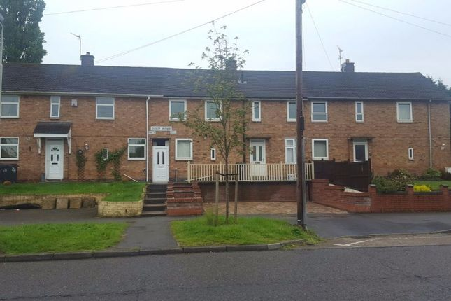 Thumbnail Terraced house to rent in Dudley Avenue, Thurnby Lodge, Leicester
