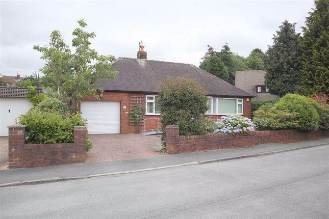 Thumbnail Detached bungalow for sale in Sharron Drive, Leek