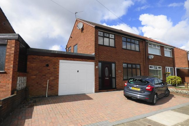 Thumbnail Semi-detached house for sale in Paisley Avenue, St Helens
