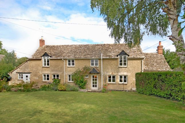 Thumbnail Cottage to rent in Kencot, Lechlade