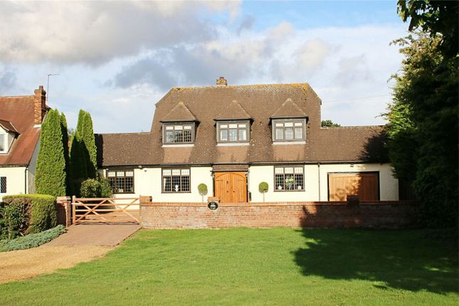 Thumbnail Detached house for sale in Dunmow Road, Hatfield Heath, Bishop's Stortford, Herts