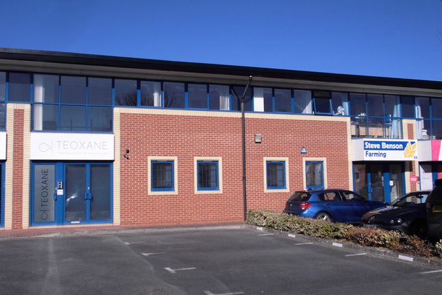 Thumbnail Business park to let in Majors Road, Watchfield