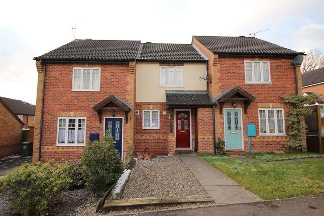 Thumbnail Terraced house for sale in Cornhampton Close, Brockhill, Redditch