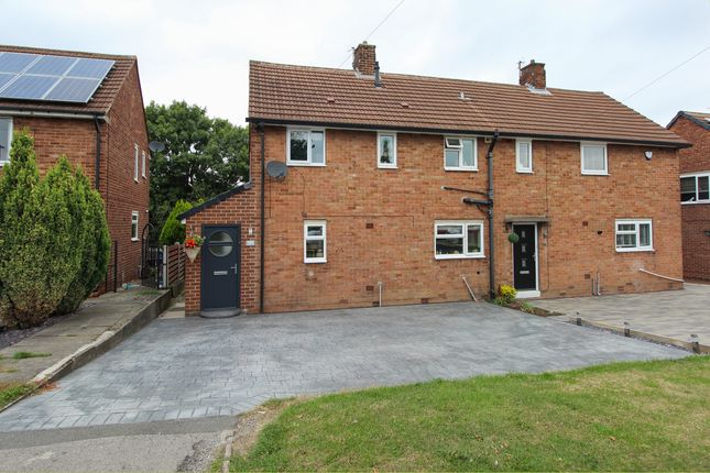 Thumbnail Semi-detached house for sale in Salisbury Avenue, Chesterfield