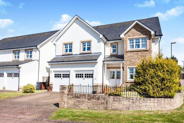 Thumbnail Detached house for sale in Magpie Gardens, Dalkeith