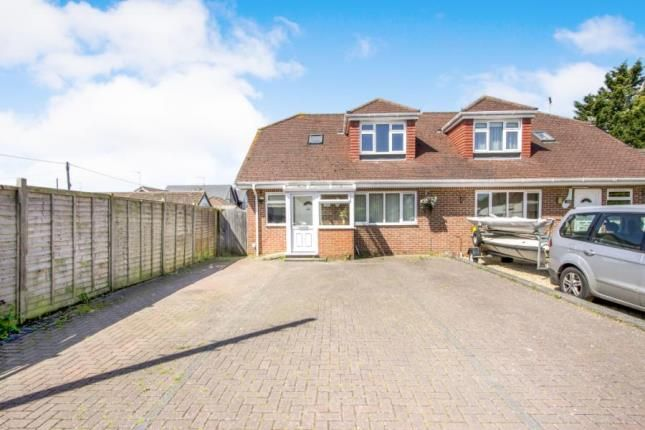 Thumbnail Bungalow for sale in Cloughs Road, Ringwood