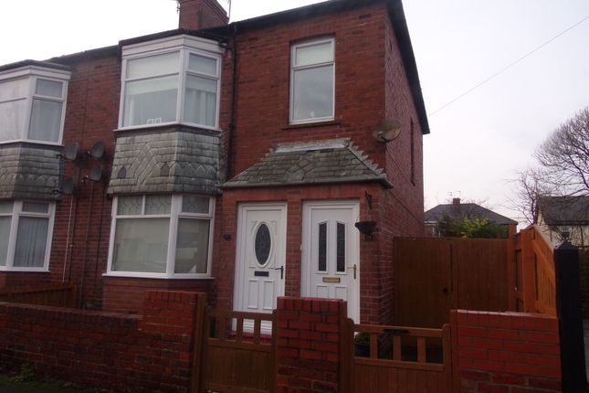 Thumbnail Flat to rent in Hunter Avenue, Blyth