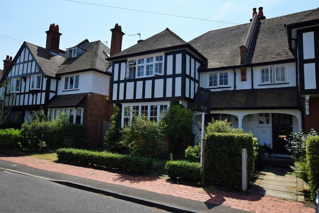 Thumbnail Semi-detached house to rent in Westville Road, Thames Ditton