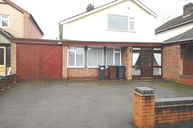 Thumbnail Detached house to rent in Greenwood Road, Forsbrook, Stoke-On-Trent