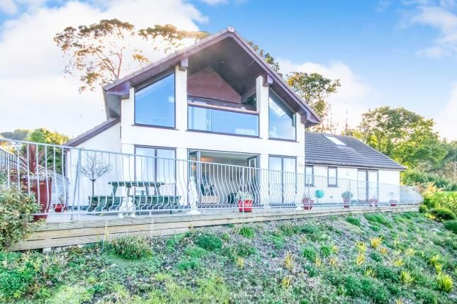 Thumbnail Detached house for sale in Bron Wern, Llanddulas, Abergele, Conwy