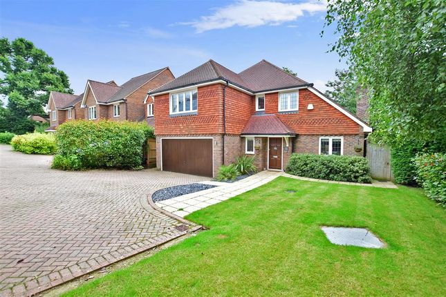 Thumbnail Detached house for sale in Broad Oak, Buxted, Uckfield, East Sussex