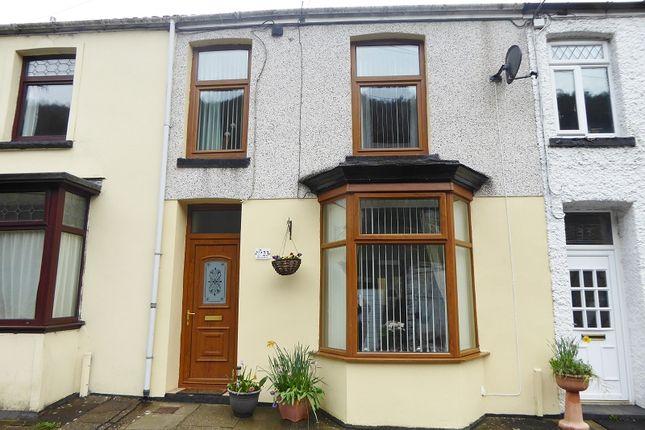 Thumbnail Property for sale in Station Row, Pontyrhyl, Bridgend, Bridgend.
